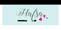 hafsa signature