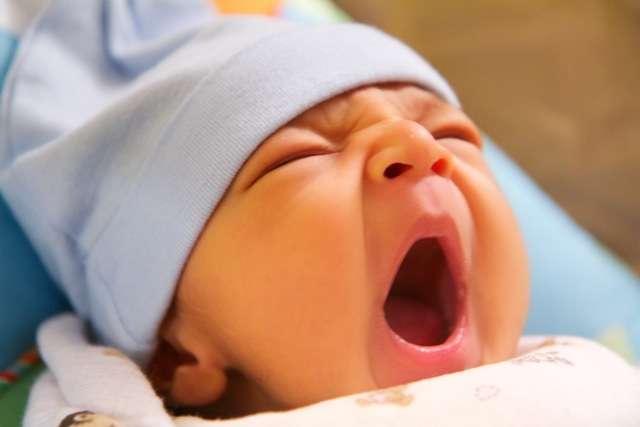 When you have a sick newborn