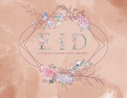 Eid Note Card